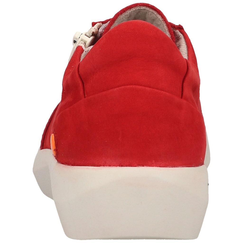 softinos Sneaker »Leder«