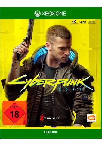 CD PROJEKT RED® Spiel »Cyberpunk 2077 - Day 1 Edition«, Xbox One kaufen