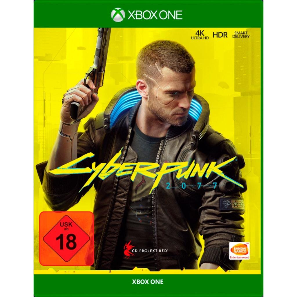 CD PROJEKT RED® Spiel »Cyberpunk 2077 - Day 1 Edition«, Xbox One
