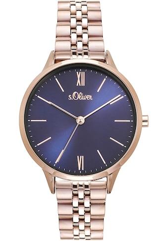s.Oliver Quarzuhr »SO-4214-MQ« kaufen
