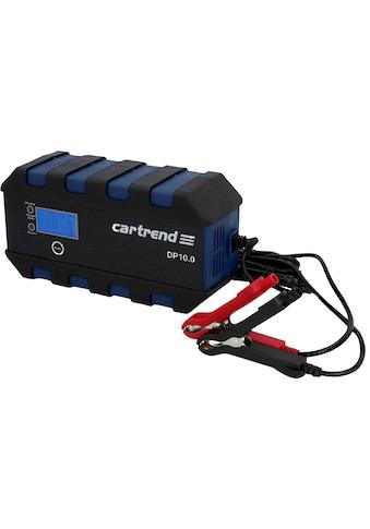 Cartrend Autobatterie-Ladegerät »Microprozessor Ladegerät DP10.0«, (Packung),... kaufen