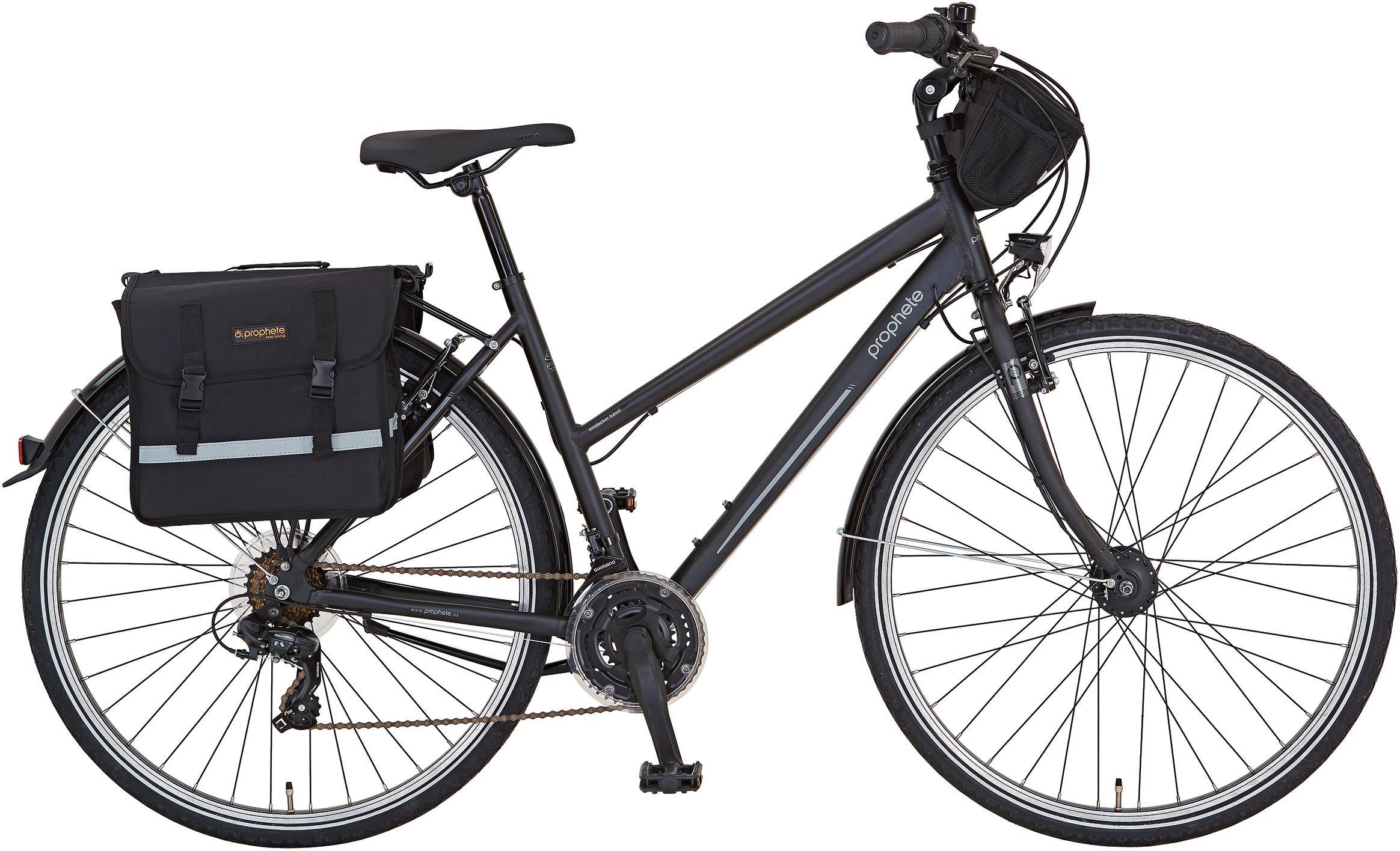 Prophete Trekkingrad PROPHETE ENTDECKER 91 Trekking Bike 28´´ Damen 21 Gang Kettenschaltun Preisvergleich