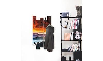 Artland Garderobenpaneel »Majestätischer Sonnenuntergang« kaufen