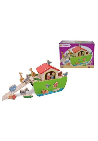 Eichhorn Steckspielzeug »Arche Noah«, mit abnehmbarem Dach kaufen