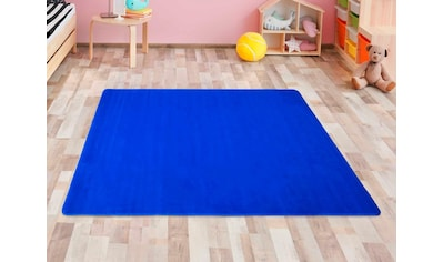 Primaflor-Ideen in Textil Kinderteppich »SITZKREIS«, rechteckig, 5 mm Höhe,... kaufen
