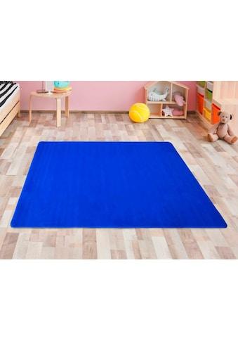 Kinderteppich, »SITZKREIS«, Primaflor - Ideen in Textil, rechteckig, Höhe 5 mm, maschinell getuftet kaufen