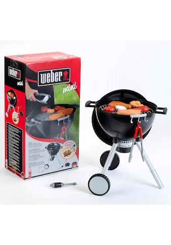 Klein Kinder-Küchenset »Weber Spiel-Kugelgrill One Touch Premium«, mit Licht und Sound, Made in Germany kaufen