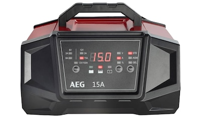 AEG Batterie-Ladegerät »WM15/100«, 15000 mA kaufen