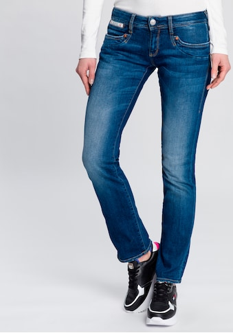 Herrlicher Slim - fit - Jeans »PIPER SLIM ORGANIC« kaufen