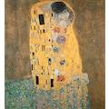 Wall-Art Vliestapete »Klimt - Der Kuss«