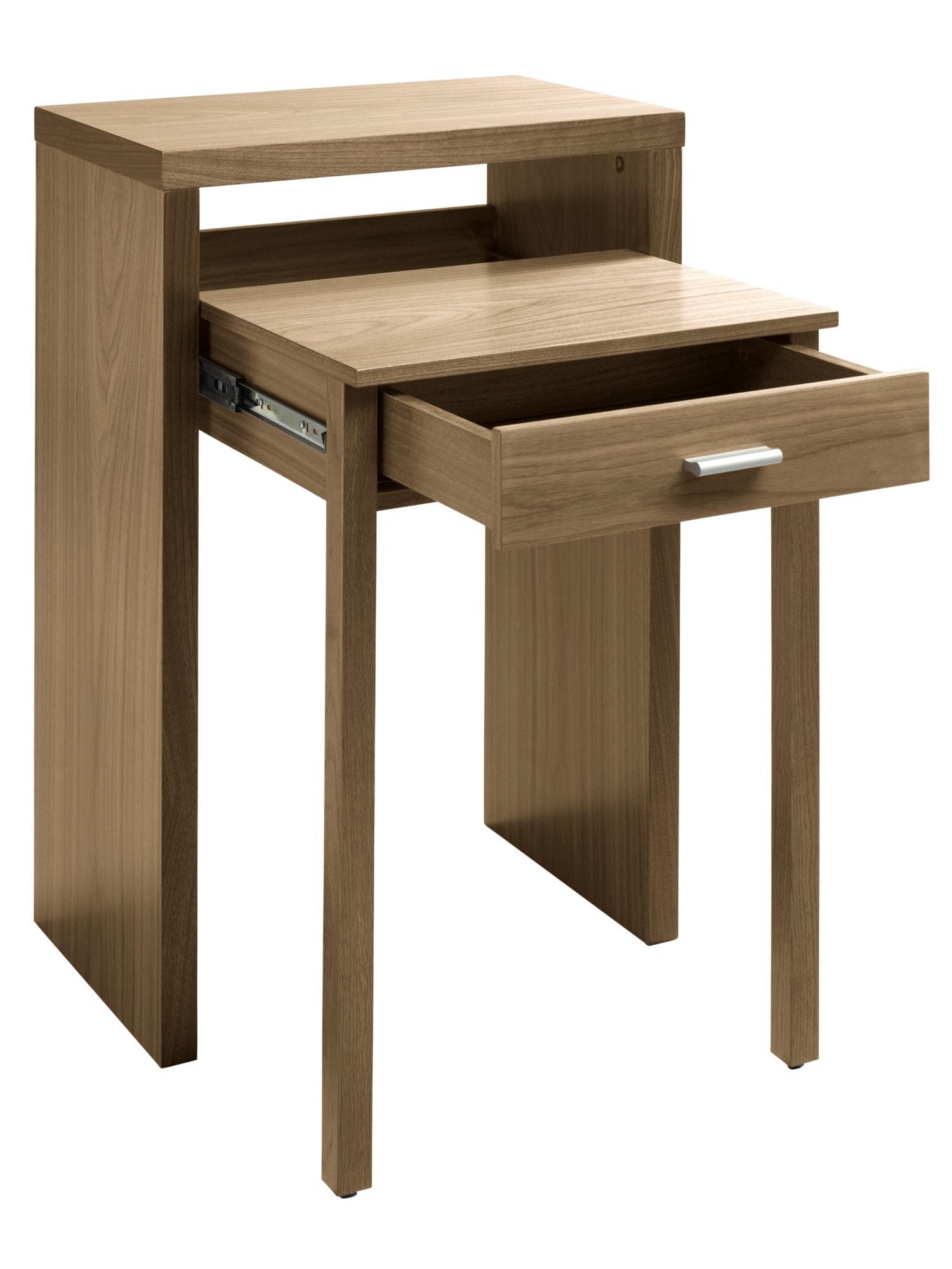 heine home Schreibtisch, ausziehbar