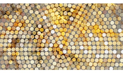ARCHITECTS PAPER Fototapete »Atelier 47 Lavillia Orange«, 3D - Optik kaufen