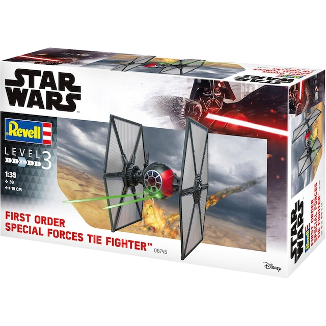 "Revell® Modellbausatz ""Star Wars Special Forces TIE Fighter"", Maßstab 1:35"