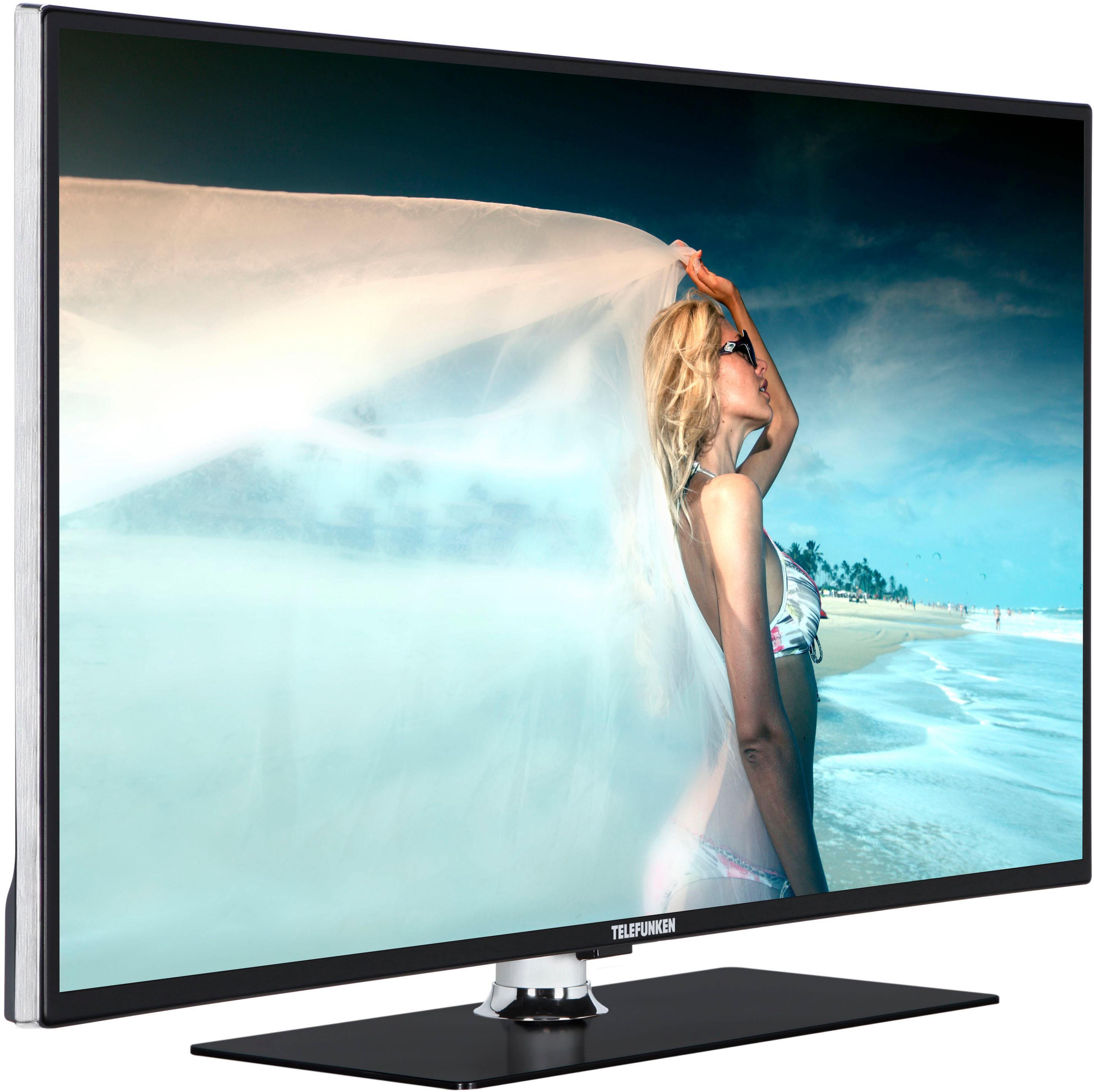 Telefunken L32f800m4cwi Led Fernseher 81 Cm 32 Zoll Full Hd