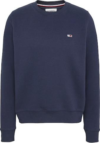 TOMMY JEANS Sweatshirt »TJW REGULAR FLEECE C NECK« kaufen