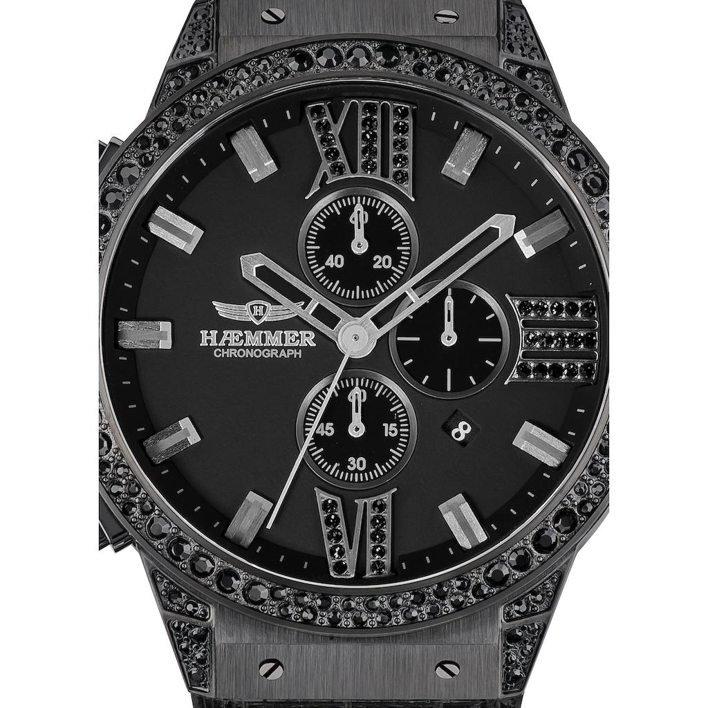 HAEMMER GERMANY Chronograph »MIDNIGHT, E-002«