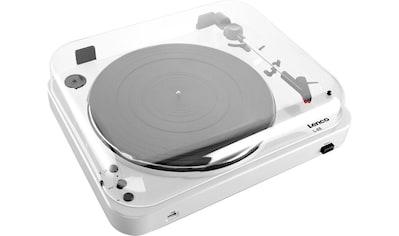 Lenco »L - 85« Plattenspieler (Riemenantrieb) kaufen