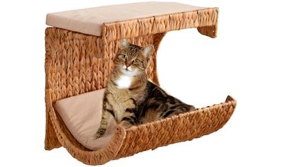 SILVIO design Tierbett »Cäsar«, Katzenhoehle, BxLxH: 40x33x35 cm kaufen