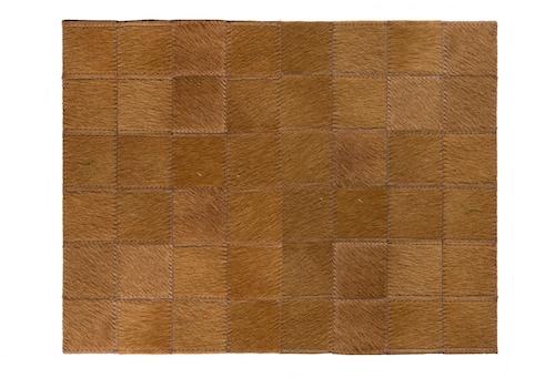 LUXOR living Platzset »Karo«, Tischset, handgenäht echtes Rinderfell kaufen
