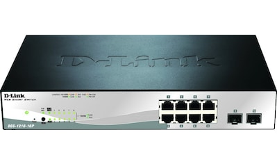 D - Link Switch »DGS - 1210 - 10P 10 - Port PoE Gigabit Smart Managed« kaufen