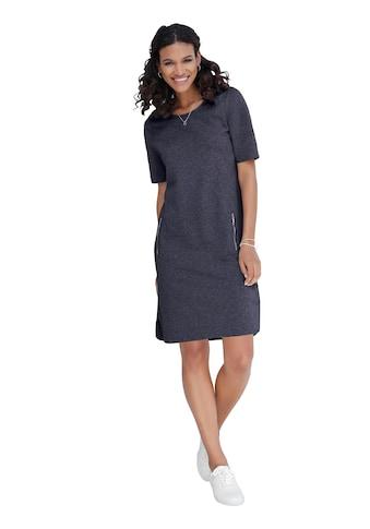 Casual Looks Jersey - Kleid mit gerundetem Saumabschluss kaufen