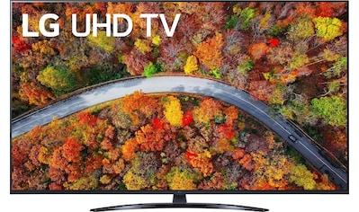 "LG LCD-LED Fernseher »65UP81009LA«, 164 cm/65 "", 4K Ultra HD, Smart-TV kaufen"