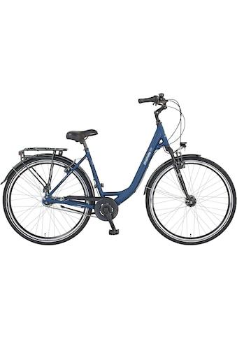 Prophete Cityrad »21.BMC.10 Damen City Bike 7G«, 7 Gang, Shimano, Nexus Schaltwerk kaufen