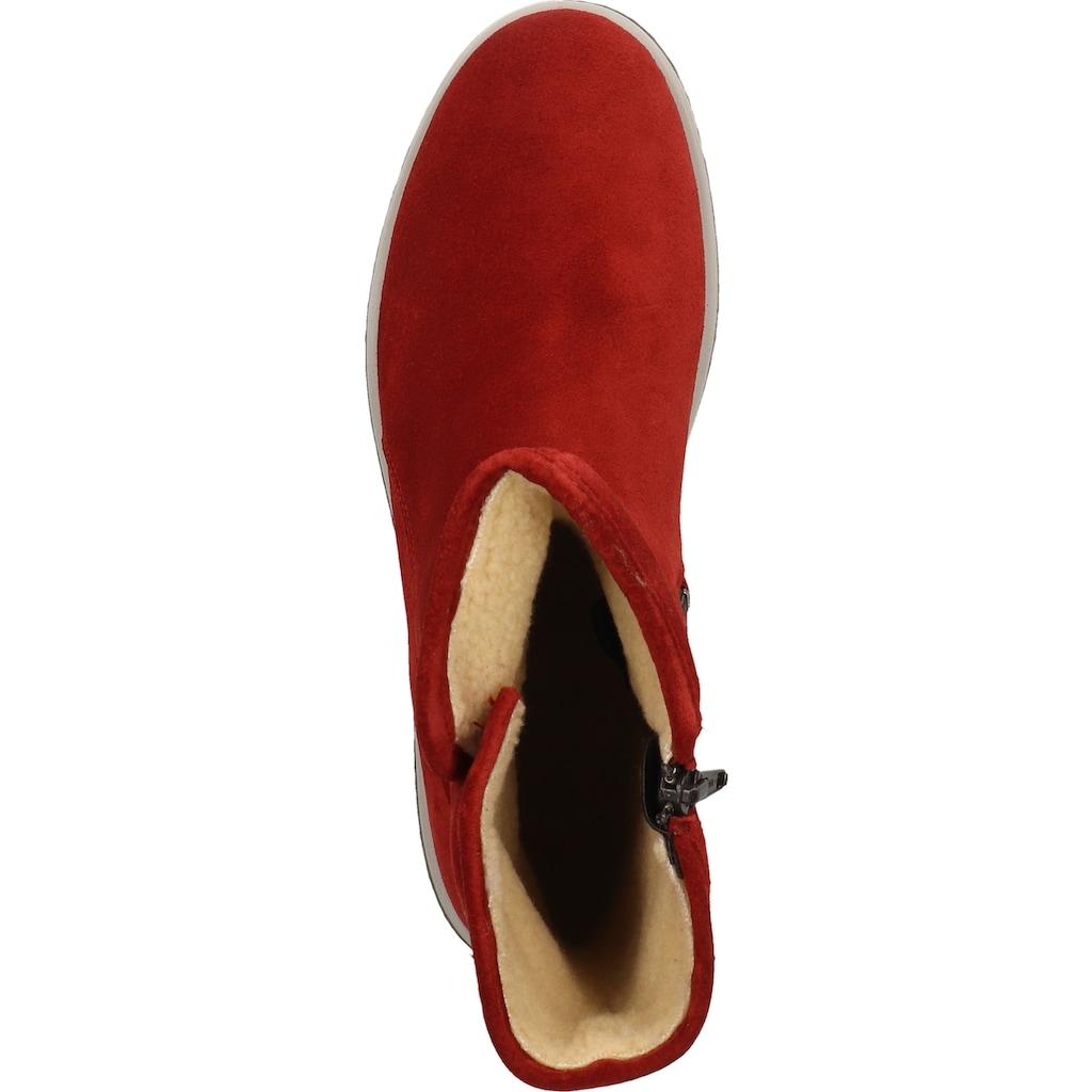 Legero Stiefel »Veloursleder«