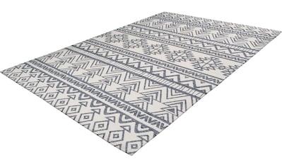 calo-deluxe Teppich »Rico 505«, rechteckig, 10 mm Höhe, In- und Outdoor geeignet,... kaufen