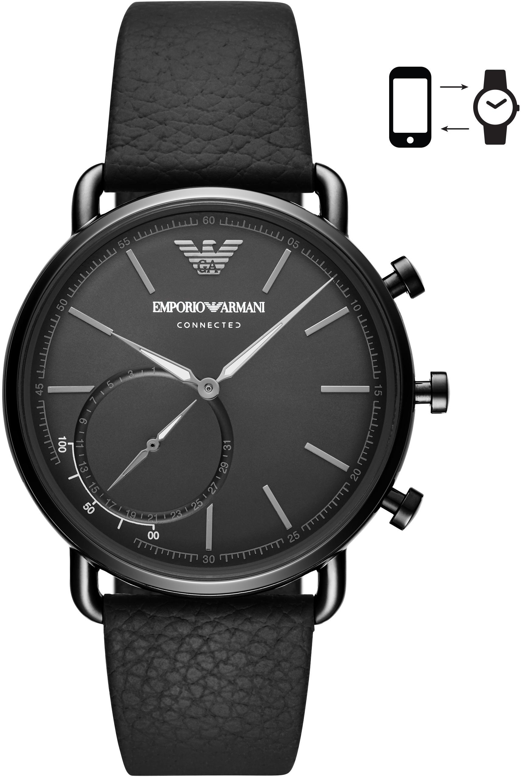 EMPORIO ARMANI CONNECTED ART3030 Smartwatch | Uhren > Smartwatches | Emporio Armani Connected