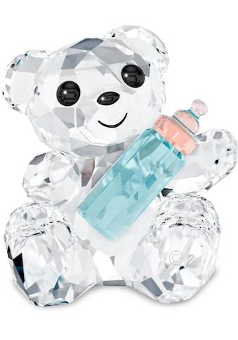 Swarovski Dekofigur »My Little Kris Bear Baby, 5557541«, Swarovski® Kristall mit schwarzem Emaille kaufen
