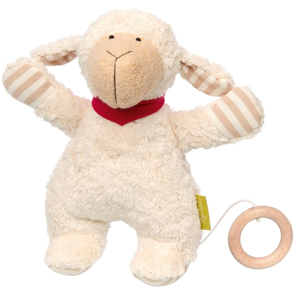 Sigikid Spieluhr »Schaf, weiß«, Made in Europe