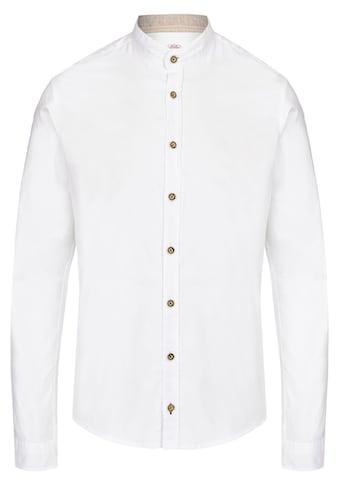Pure Modernes Trachtenhemd Langarm kaufen