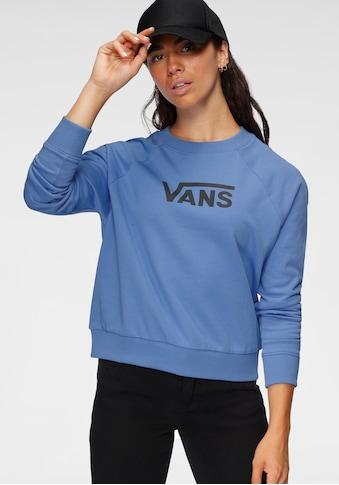 Vans Sweatshirt »FLYING BOXY« kaufen