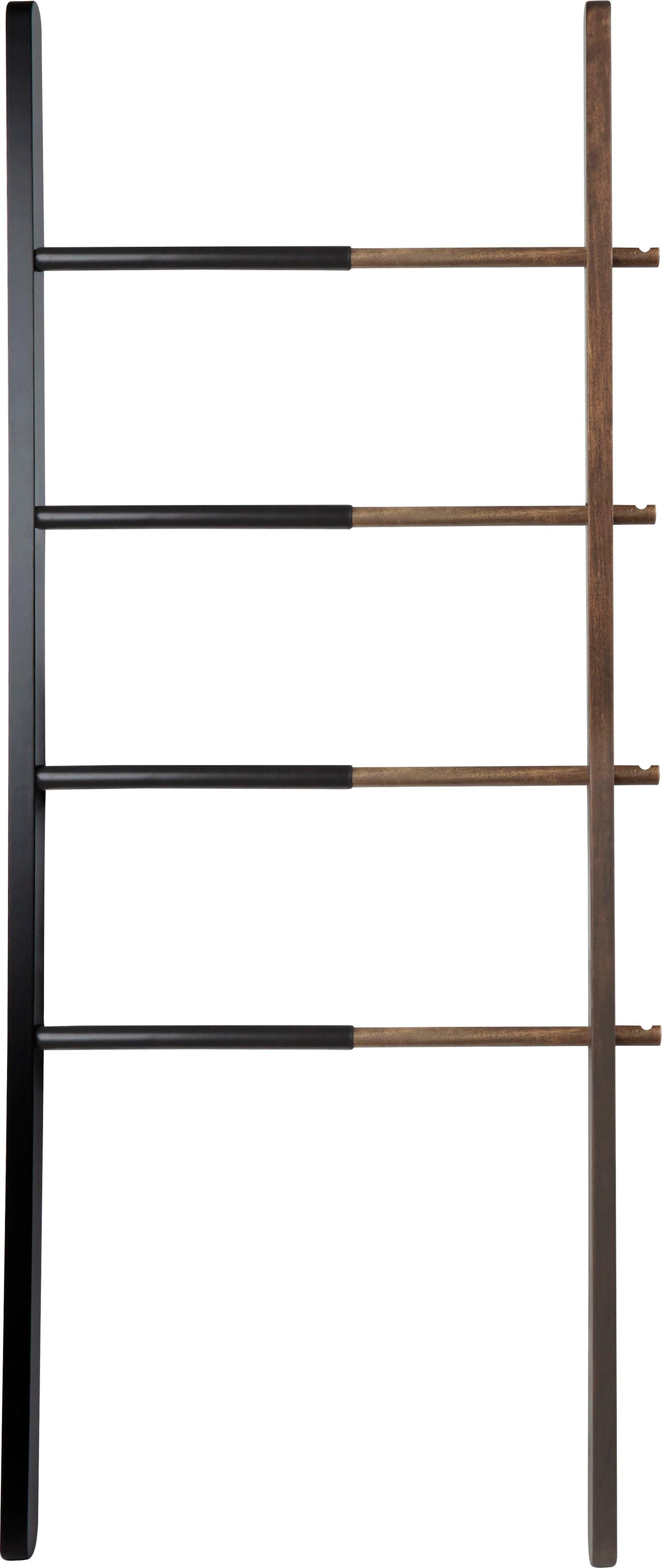 Umbra Dekoleiter Hub Ladder Wohnen/Möbel/Kleinmöbel/Regale/Leiterregale