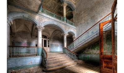 Papermoon Fototapete »Verlassenes Krankenhaus Beelitz«, Vliestapete, hochwertiger... kaufen