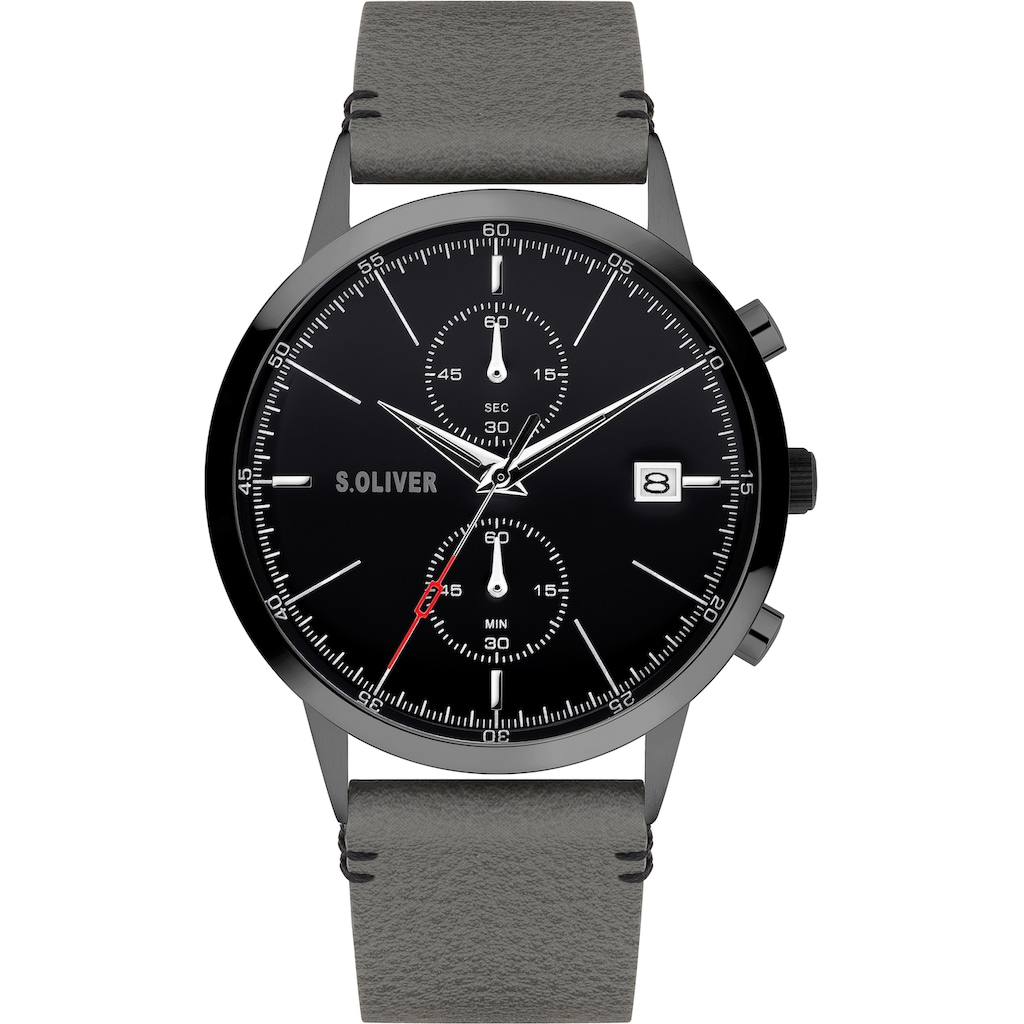 s.Oliver Chronograph »SO-4125-LC«