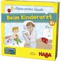Haba Spiel »Meine ersten Spiele - Beim Kinderarzt«, Made in Germany