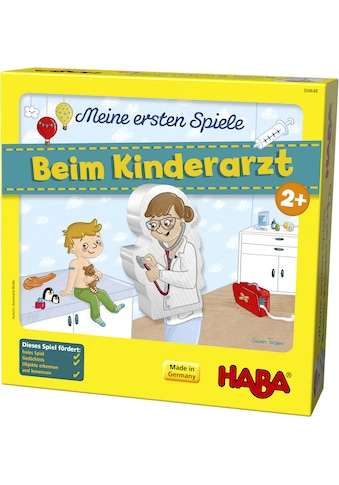 """Haba Spiel, """"Meine ersten Spiele  -  Beim Kinderarzt"""" kaufen"""
