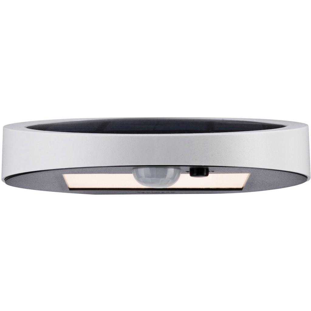 Paulmann LED Außen-Wandleuchte »Ryse Weiß Fassade/Hauswand geeignet«, Warmweiß