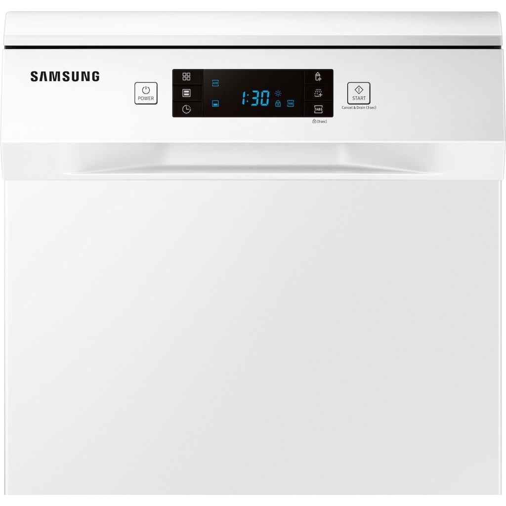 Samsung Standgeschirrspüler »DW50R4070FW/EC«, DW50R4070FW, 10 Maßgedecke