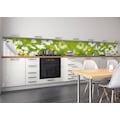MySpotti Küchenrückwand »fixy Bellies«, selbstklebende und flexible Küchenrückwand-Folie