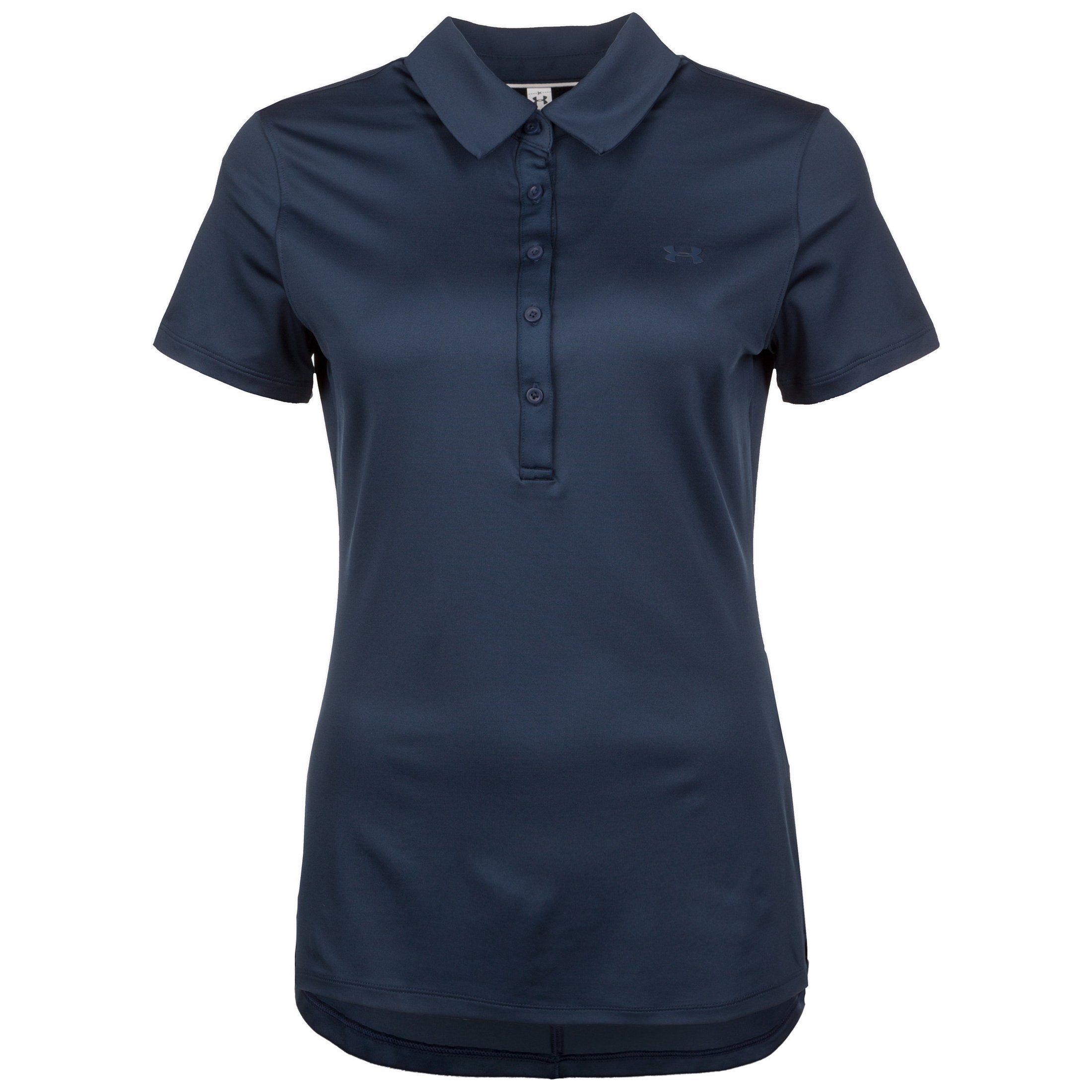 Under Armour Poloshirt Heatgear Zinger | Bekleidung > Shirts > Poloshirts | Blau | Under Armour