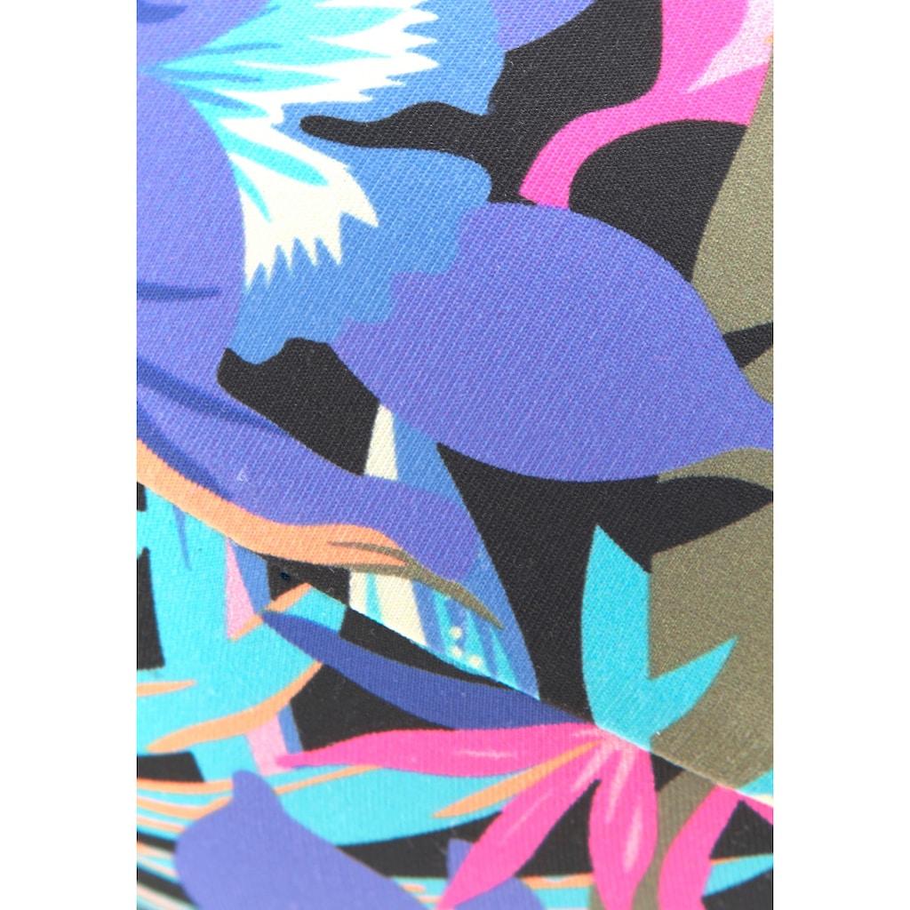 Bench. Push-Up-Bikini-Top »Pitch«, mit farbenfrohem Druck
