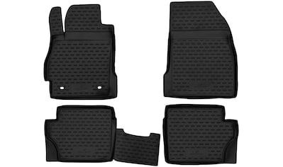 WALSER Passform-Fußmatten »XTR«, (4 St.), für Ford Fiesta VI Schrägheck Bj 06/2008 -... kaufen