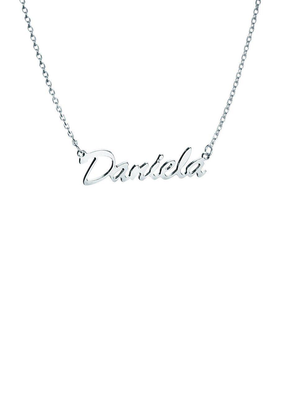 firetti Halsschmuck: Halskette / Namenskette individuell mit Deinem Namen | Schmuck > Halsketten > Namensketten | FIRETTI
