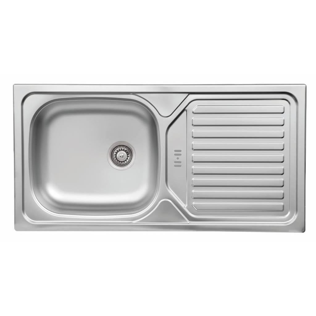 OPTIFIT Spülenschrank »Faro«, mit Tür/Sockel für Geschirrspüler