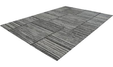 Teppich, »Roxy 120«, calo - deluxe, rechteckig, Höhe 6 mm, maschinell gewebt kaufen