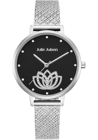 Julie Julsen Quarzuhr »Julie Julsen Lotus Flower, JJW1018SME - 2« kaufen