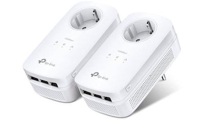 TP - Link Adapter »TL - PA8030P KIT AV1200 Powerline 2er KIT« kaufen